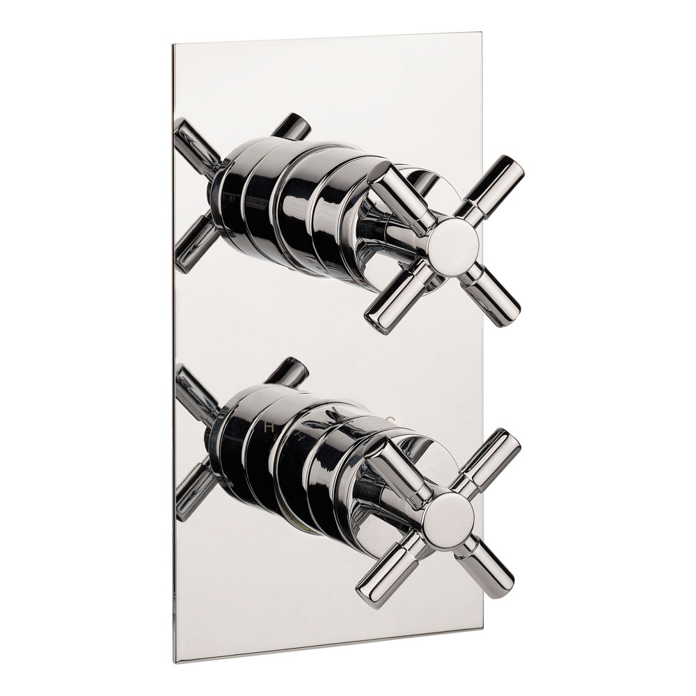 Crosswater - Totti Thermostatic Shower Valve - TO1000RC Large Image