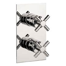 Crosswater - Totti Thermostatic Shower Valve - TO1000RC Medium Image