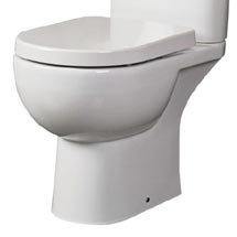 RAK Tonique Close Coupled Full Access Pan (excluding Seat) Medium Image