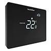 Heatmiser Touchscreen Thermostat - Heatmiser Touch Carbon profile small image view 1
