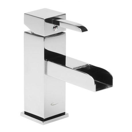 Tavistock Q60 Basin Mixer with Click Waste - TQ11