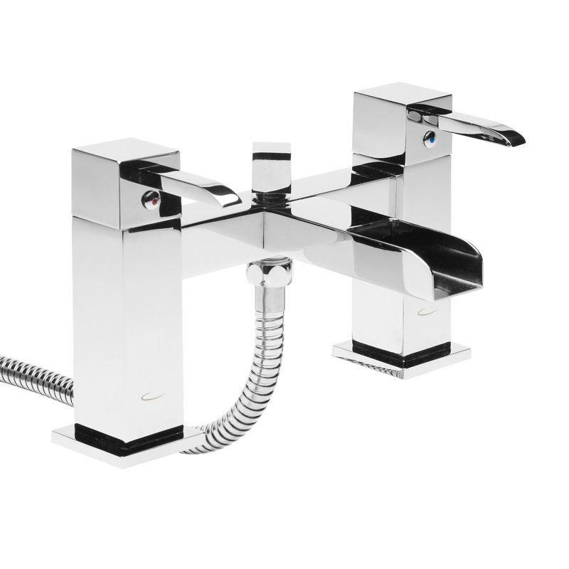 Tavistock Q60 Bath Shower Mixer & Kit - TQ42 Large Image