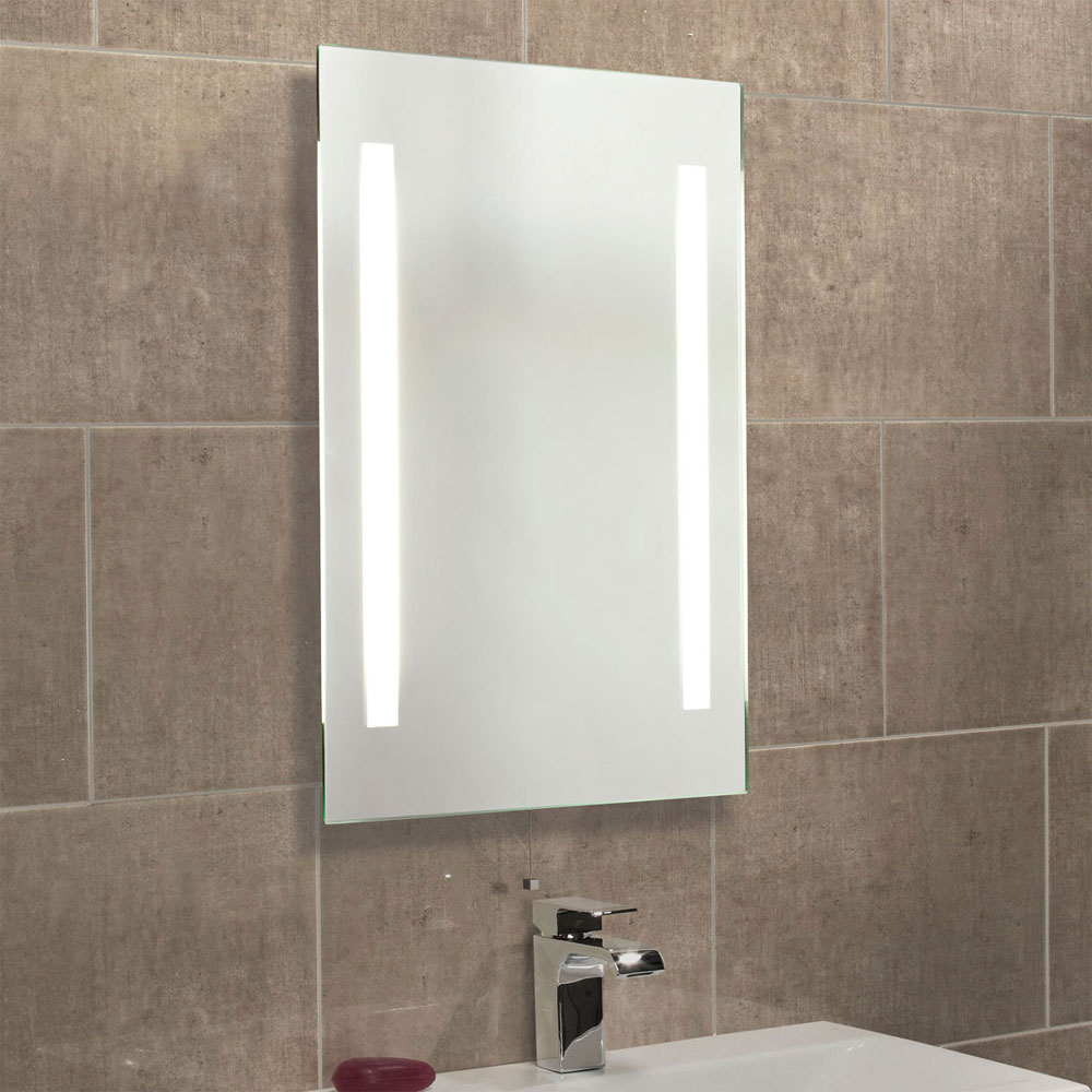 Roper Rhodes Apollo Backlit Illuminated Mirror - TR2001 Large Image