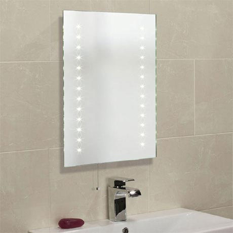 Roper Rhodes Atom LED Illuminated Mirror - TR2002