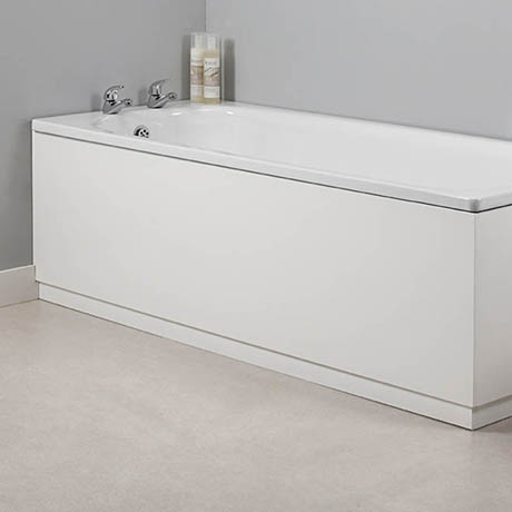 Roper Rhodes Helios 1700mm Front Bath Panel - Gloss White - TR5001