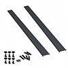 Slate Grey Leg Set & Plinth Kit (1000 Plinth x 2) - TR71A profile small image view 1