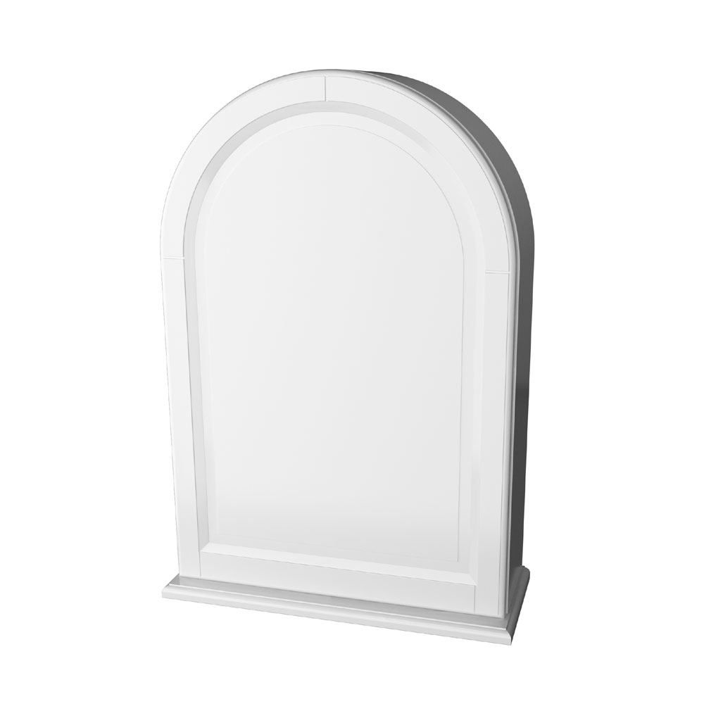 Miller - Traditional 1903 Arched Bathroom Cabinet profile large image view 1