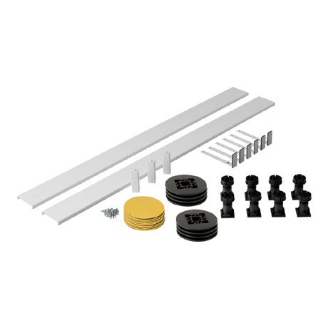 Tavistock Square & Rectangle Tray Fitting Kit