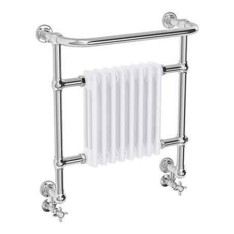 Marsden Traditional 740 x 675mm Wall Hung Towel Rail Radiator