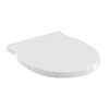 Britton Bathrooms Trim Soft Close Toilet Seat profile small image view 1
