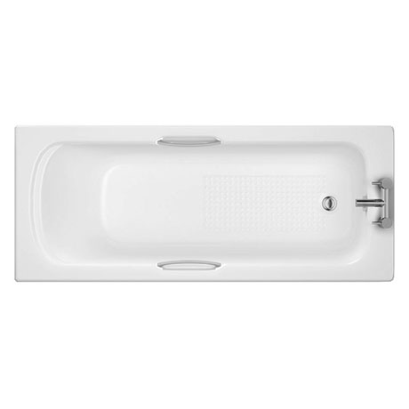 Trojan Granada II 2TH Acrylic Bath with Twin Grip