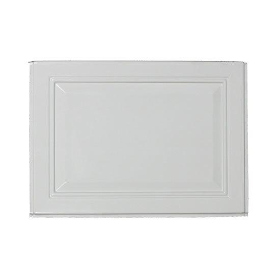 Trojan - Tudor Panelled Design Bath End Panel - 2 Size Options profile large image view 1
