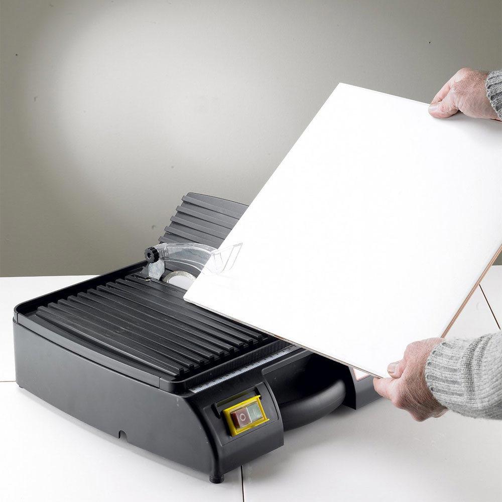Tile Rite 450W Portable Wet Tile Cutter Profile Large Image
