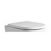 Tavistock Orbit Quick Release Soft Close Toilet Seat profile small image view 1