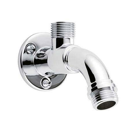 Triton 90mm Wall Mounted Top Entry Shower Arm - TSARM90TOP