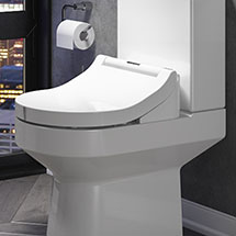 Smart Bidet Toilet Seat - TSB003 Medium Image