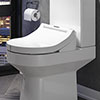 Smart Bidet Toilet Seat - TSB003 Small Image