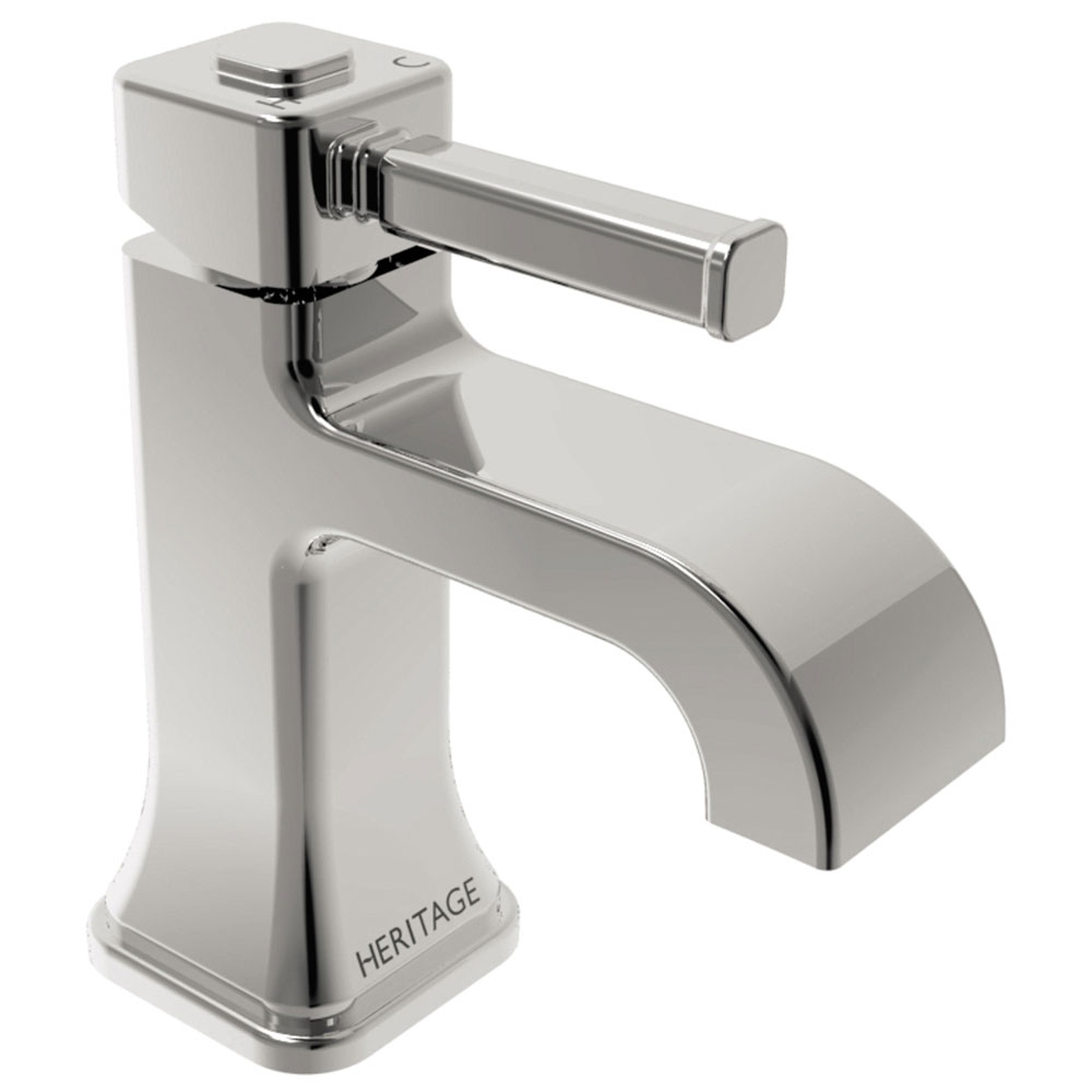 Heritage Somersby Mono Basin Mixer - TSBC04 profile large image view 1