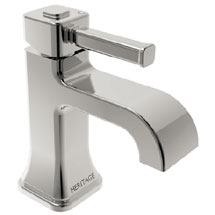 Heritage Somersby Mono Basin Mixer - TSBC04 Medium Image