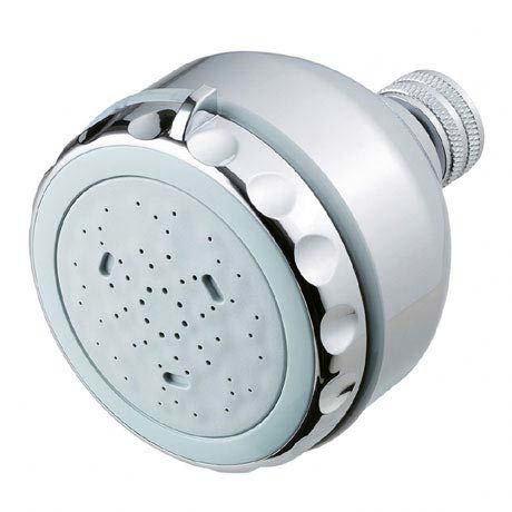 Triton Three Spray Pattern Fixed Shower Head - TSFH3