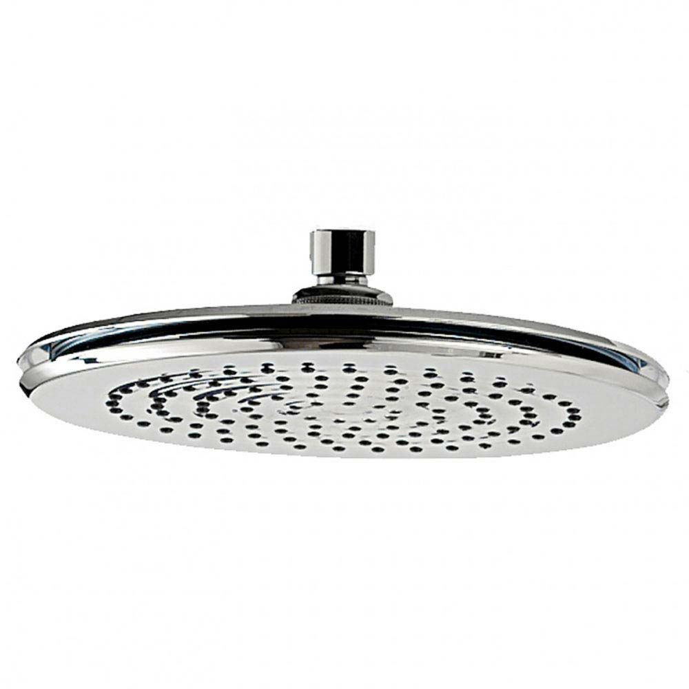 Triton Emily Chrome Fixed Shower Head - TSHFEMILCH Large Image