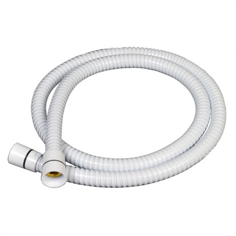 Triton 1.25m Shower Hose - White - TSHG1243