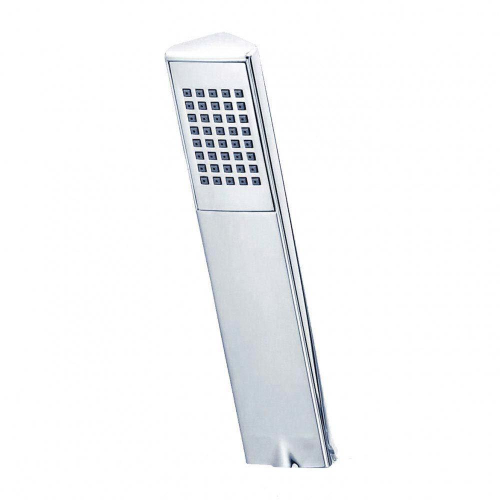 Triton Ella Single Spray Pattern Shower Head - TSHMELL1CH Large Image