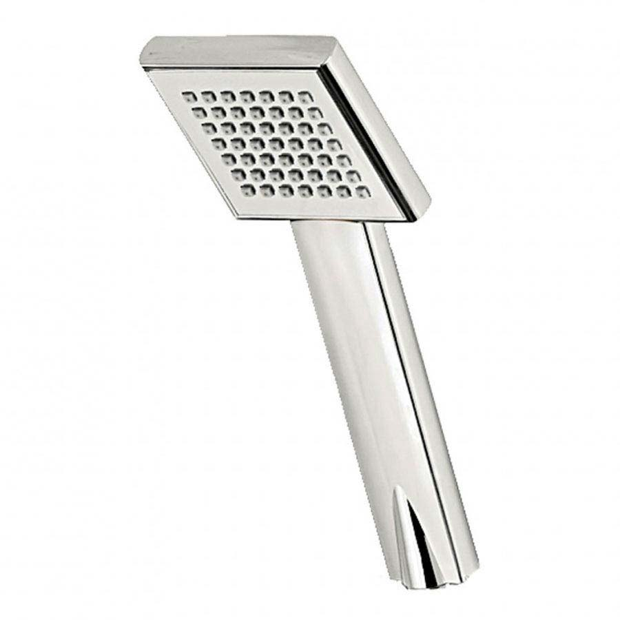 Triton Kate Single Spray Pattern Shower Head - Chrome - TSHMKAT1CH Large Image