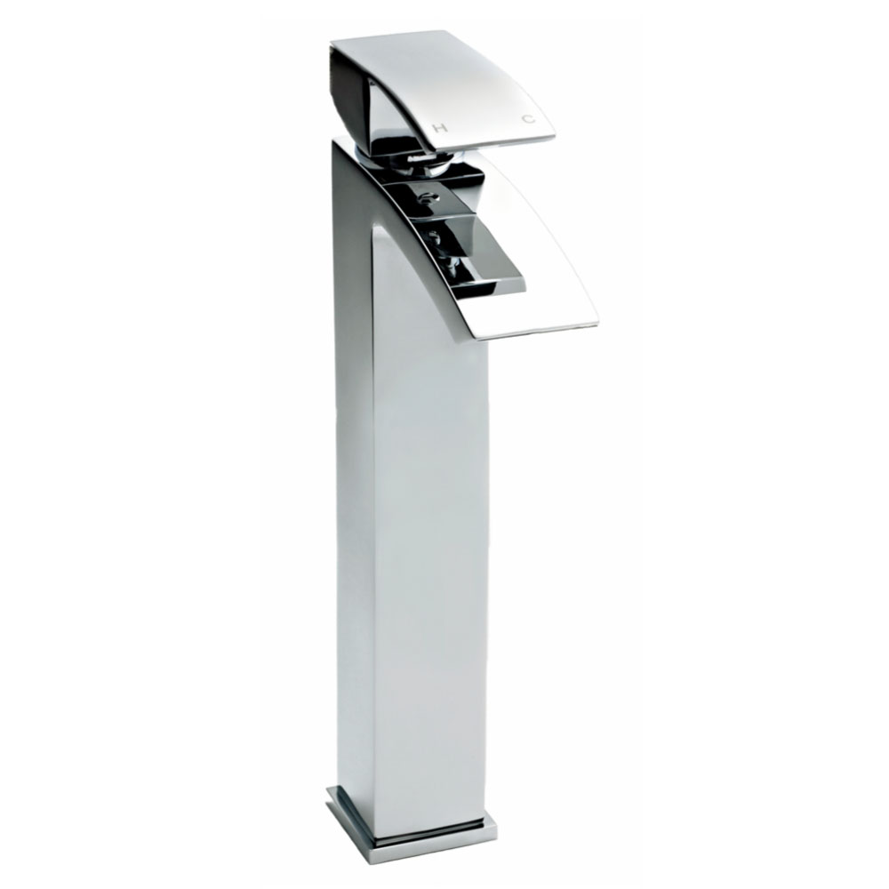 Nuie Vibe High Rise Mono Basin Mixer without Waste - TSI307