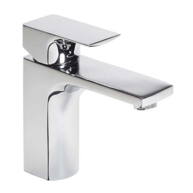 Tavistock Siren Basin Mixer with Click Waste - TSN11 Large Image