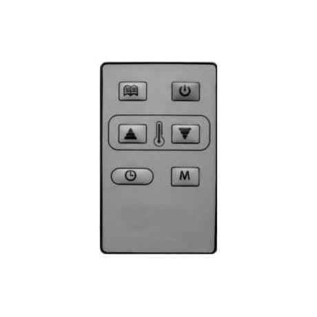 Caldo Underfloor Heating Timerstat with Remote (Black) profile large image view 3