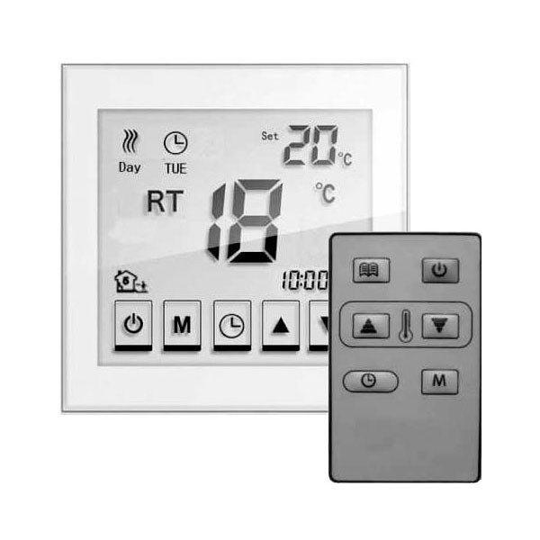 Caldo Underfloor Heating Timerstat with Remote (White) Large Image