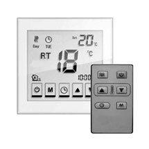 Caldo Underfloor Heating Timerstat with Remote (White) Medium Image