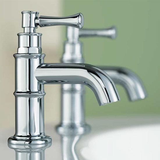 Mayfair - Tait Lever Bath Taps - TTL003 profile large image view 2