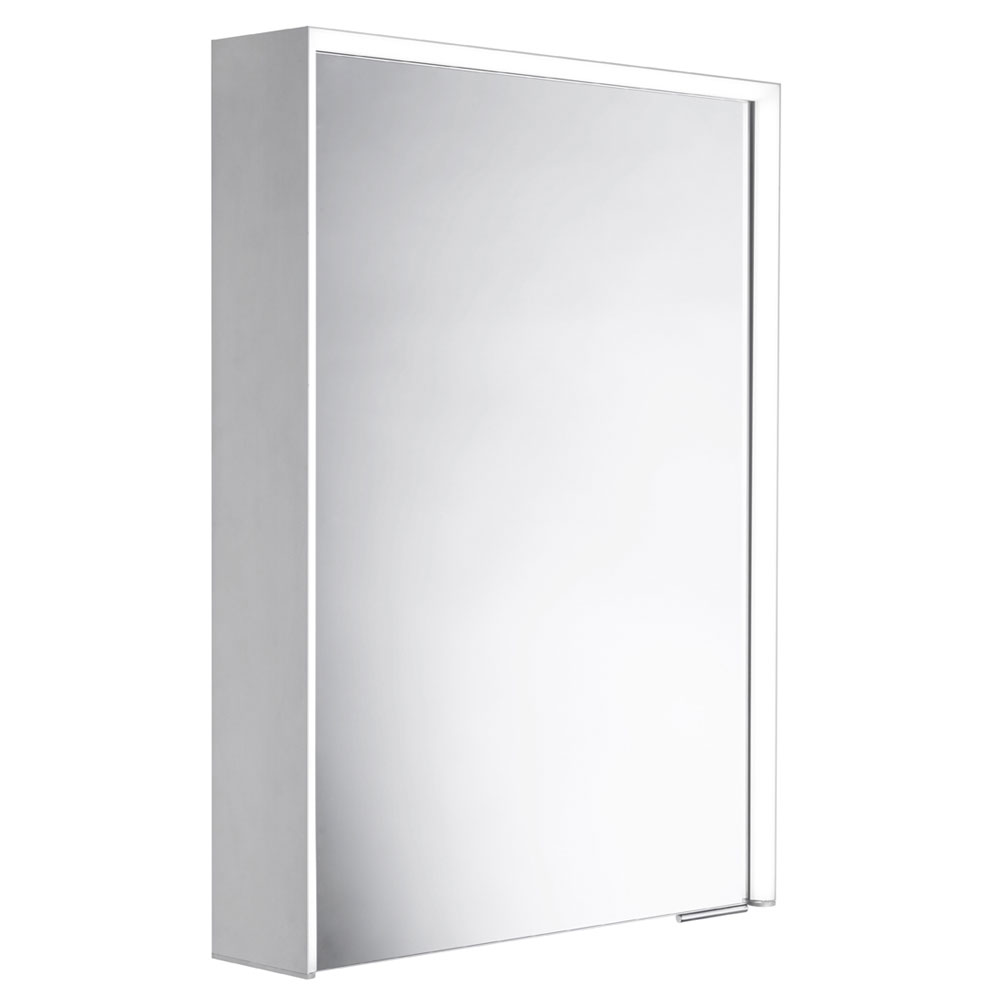 Roper Rhodes Tune Bluetooth Illuminated Mirror Cabinet - TU50AL profile large image view 1