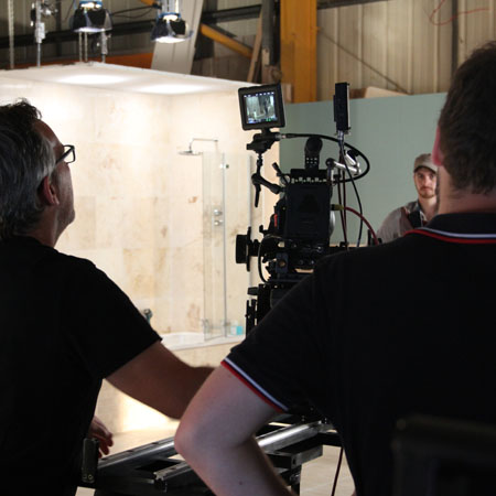 The Making Of Our TV Advert
