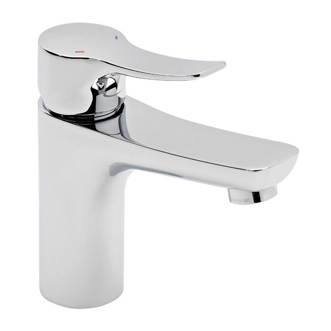 Tavistock Voice Basin Mixer with Click Waste - TVC11 Large Image