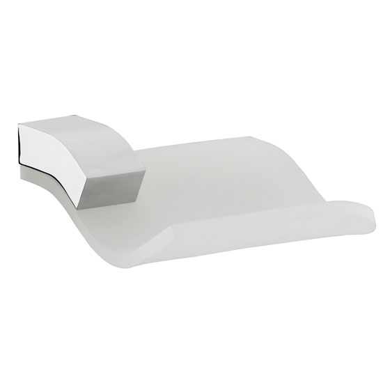Bristan - Twist Wall Mounted Soap Dish - TW-DISH-C profile large image view 1