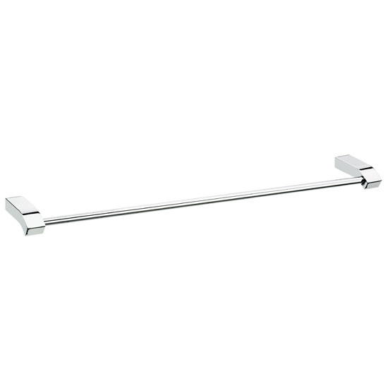 Bristan - Twist Towel Rail - TW-RAIL-C Large Image