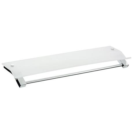 Bristan - Twist Acrylic Shelf - TW-SHELF-C