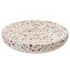 Turin Terrazzo-Effect Concrete Soap Dish profile small image view 1
