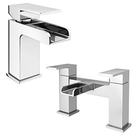 Bath and Sink Taps Set