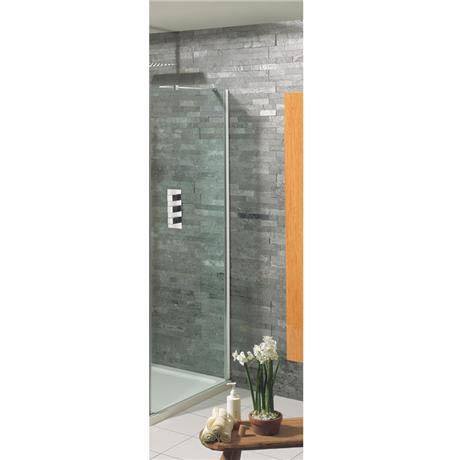 Simpsons - Ten Shower Side Panel - 4 Size Options