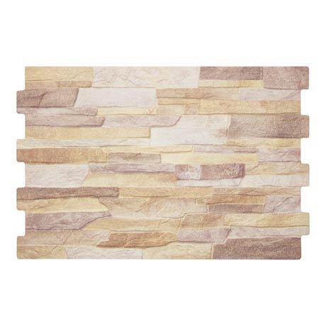 Textured Alps Iris Stone Effect Wall Tiles - 34 x 50cm