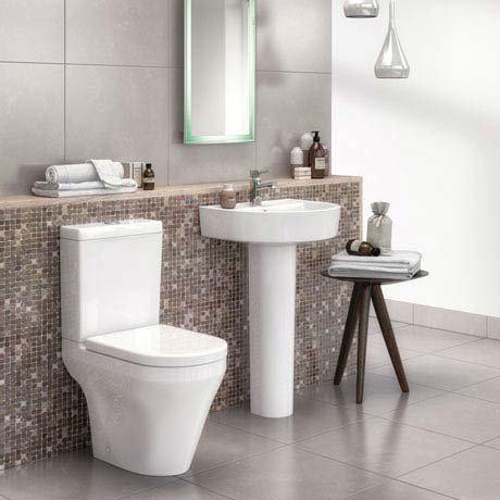 Toronto 4-Piece Modern Bathroom Suite
