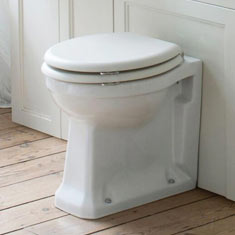 Traditional Back To Wall Toilets