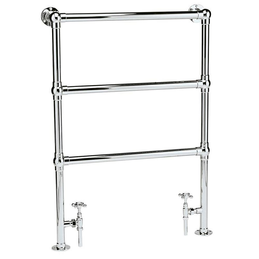 Hudson Reed Traditional Countess Heated Towel Rail - Chrome - HT301 profile large image view 1