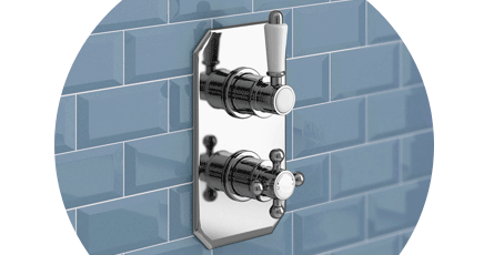 Traditional Shower Valves