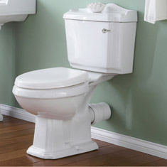 Traditional Close Coupled Toilets