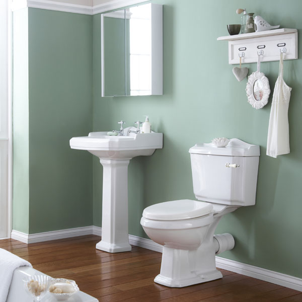 Legend Traditional Bathroom Suite At Victorian Plumbing Uk: A Complete Guide To Traditional Bathroom Suites By